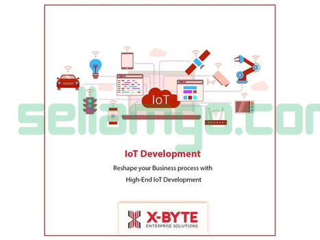 Best Top Rated IoT Application Developme...