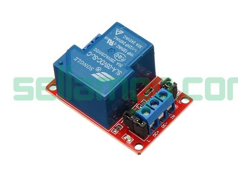BESTEP 1 Channel 5V Relay Module 30A Wit...