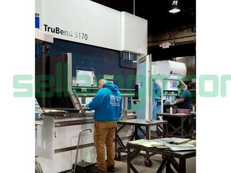 Top Metal Fabrication Companies   Yarder...