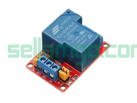 BESTEP 1 Channel 12V Relay Module 30A Wi...