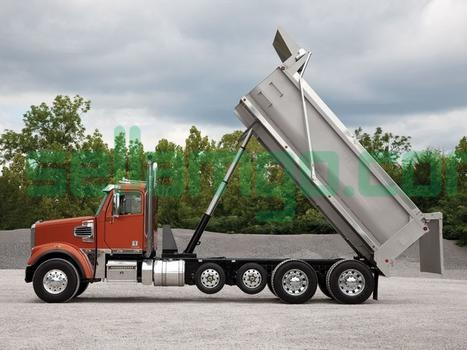We can help you finance a dump truck