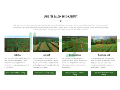 Are you want to buy Land in the South Ca...
