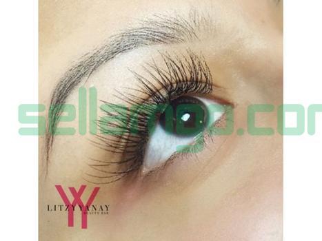 Full Set of Lashes | Beautiful Lash Exte...