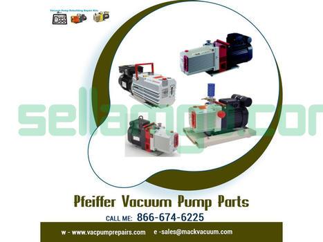 Why use authentic Vacuum Pump Parts?