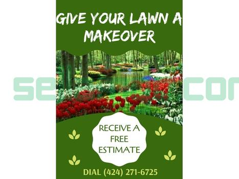 Personalized yards and gardens! | Give y...