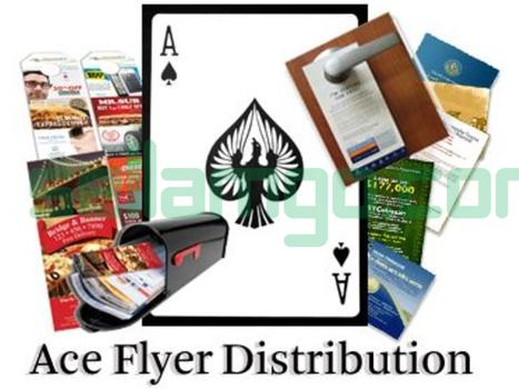 Ace Flyer Distribution Offers A Free Spr...