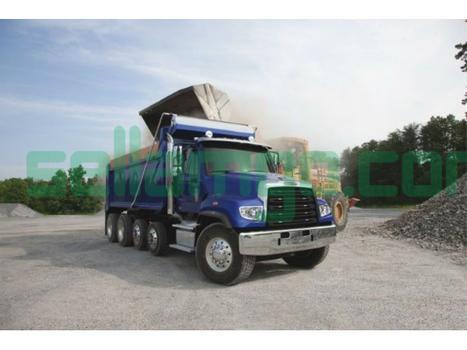 Dump truck & heavy equipment funding for...