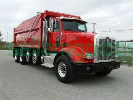 We specialize in dump truck financing
