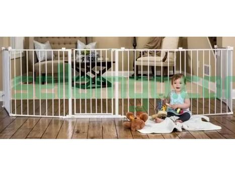 Best Metal Safety Gate for Kids 2020