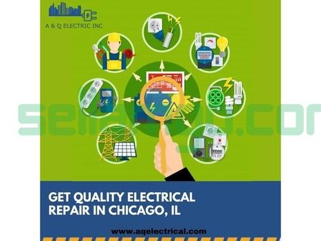 Get Quality Electrical Repair In Chicago...