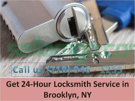Get 24-Hour Locksmith Service in Brookly...
