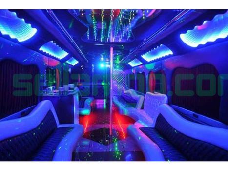 Party Bus Rental Frisco TX