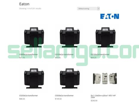 Shop Eaton Vfd | Seagatecontrols.com