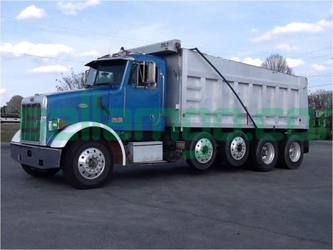 Dump truck financing - No minimum credit...